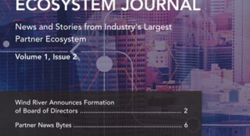 Partner Ecosystem Journal - Volume 1, Issue 2