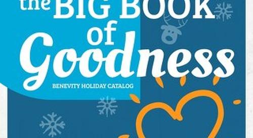 Benevity's Holiday Giving Catalog