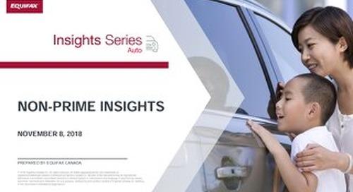 Auto Insights: Non-Prime Insights