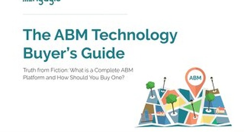 The ABM Technology Buyer's Guide  |  Engagio