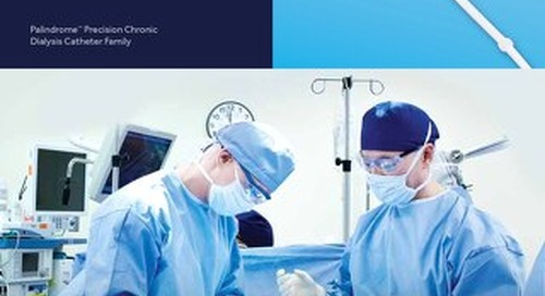 Palindrome Precision Family Of Catheters Brochure