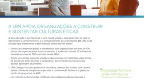 LRN Overview (Portuguese)