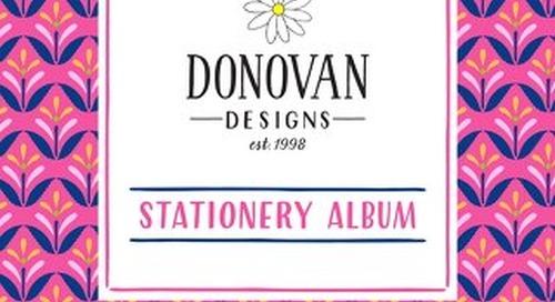 2018 Stationery Album