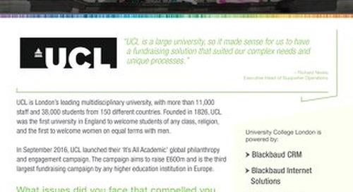 university-college-london-customer-story