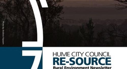 Resource Newsletter - SUMMER 18/19