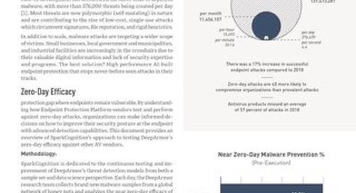 Zero-Day Malware Prevention Report