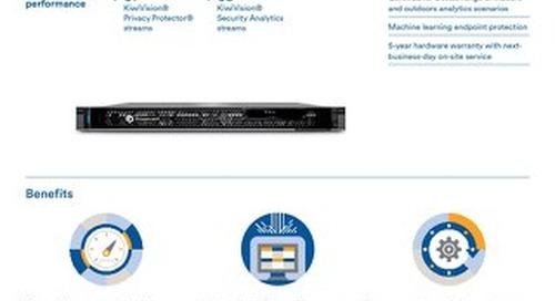 EN - Streamvault SVA-1000E Datasheet