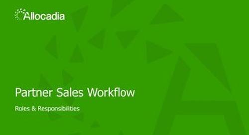 Allocadia Partner Sales Introduction