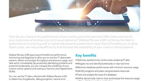 Facts about Adabas Review LUW