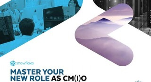 Master Your Role as CM(I)O