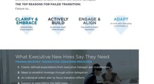 Coaching Transition Infographic