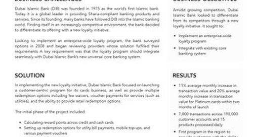 Dubai Islamic Bank loyalty