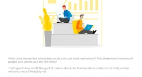 Critical Web Metrics for Better Customer Intelligence