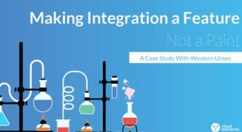 Gartner ASSS 2018 Making Integration a feature with Western Union