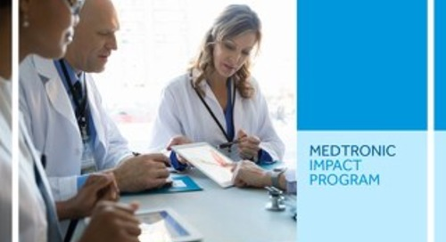 Business Case Study: St. Alphonsus and the Medtronic Impact Program