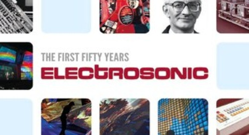 Electrosonic: The First 50 Years