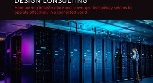 Information Communications Technology Design Consulting Brochure