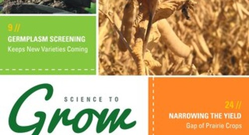 APG - Science to Grow - 2018 Research Report