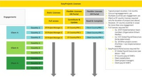 EY: Client Deployment Model v.1