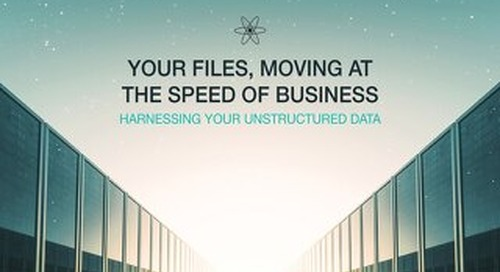 Your files, moving at the speed of business