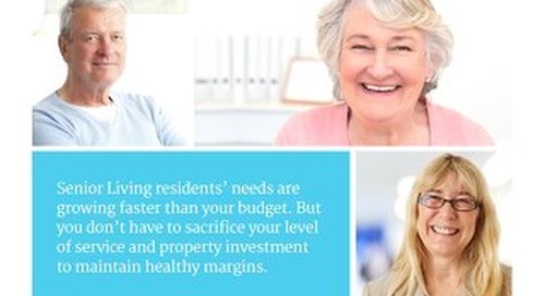 Senior Living Brochure