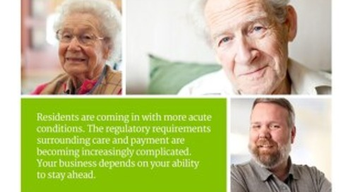 Skilled Nursing Brochure