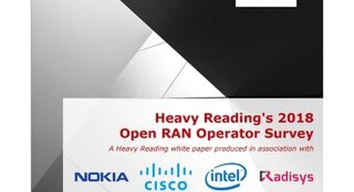 Heavy Reading 2018 Open RAN Operator Survey