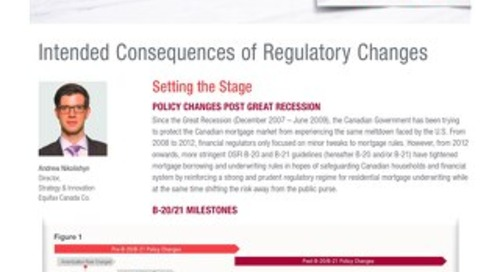 Whitepaper: Canadian Mortgage Credit