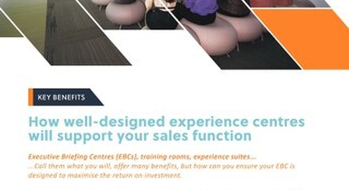 How Well Designed EBCs will Support your Sales Function