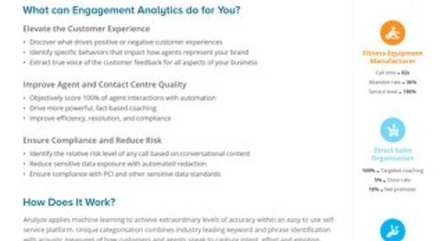 Intro to CallMiner Eureka UK