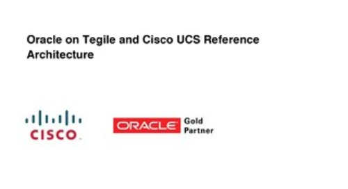 Oracle on IntelliFlash Arrays and Cisco UCS