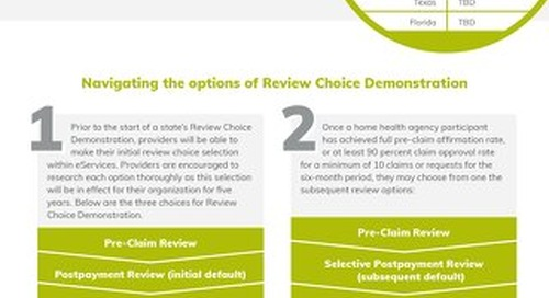 Review Choice Demonstration