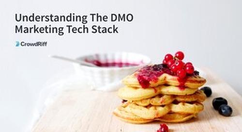 Understanding The DMO Marketing Tech Stack