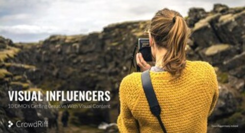 Visual Influencers: 10 DMOs Getting Creative With Visual Content