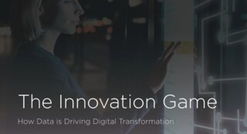 The Innovation Game - How Data is Driving Digital Transformation