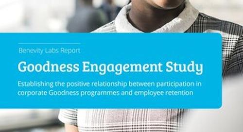 Benevity Engagement Study UK