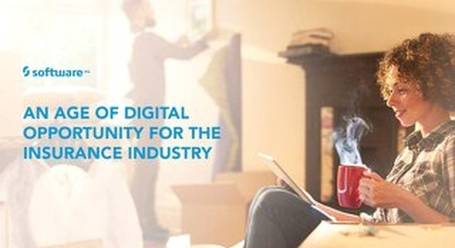 E-book: An Age of Digital Opportunity for the Insurance Industry