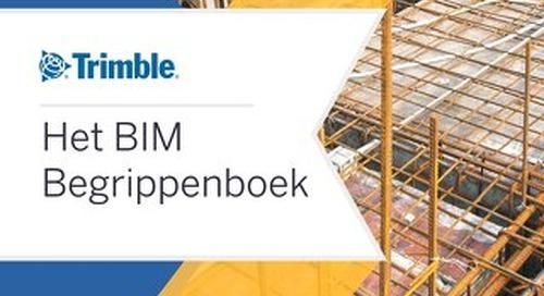 Het BIM begrippenboek