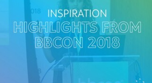 Inspiration: Sessions from bbcon UK 2018