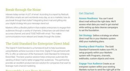 Gold Standard + PFL/ Direct Mail