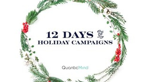 [Flipbook] 12 Days of Holiday Campaigns