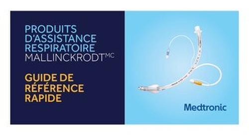 Produits d'assistance respiratoire Mallinckrodt