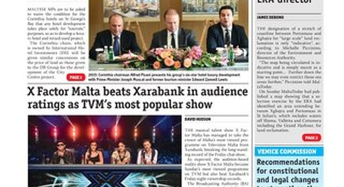 MALTATODAY 19 December 2018 Midweek