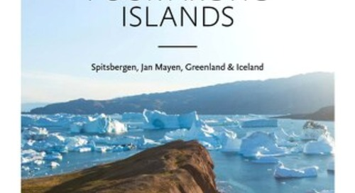 Four Arctic Islands: Spitsbergen, Jan Mayen, Greenland & Iceland