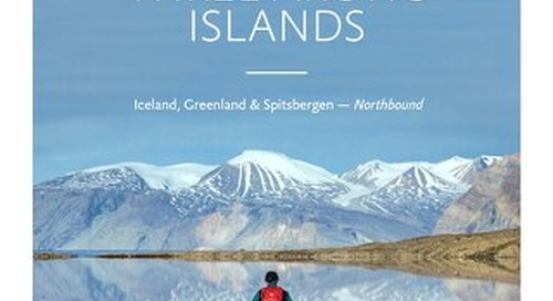 Three Arctic Islands: Iceland, Greenland & Spitsbergen (Northbound)