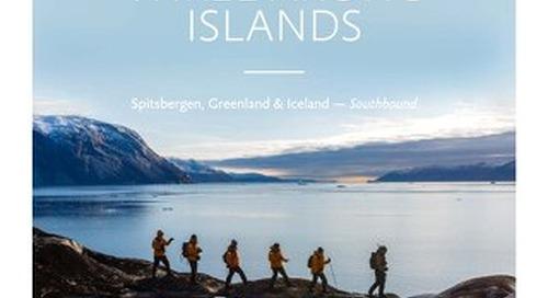 Three Arctic Islands: Spitsbergen, Greenland & Iceland (Southbound)