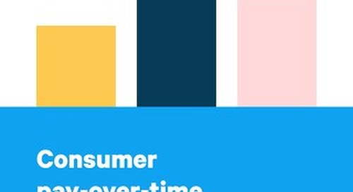 Consumer pay-over-time preferences report