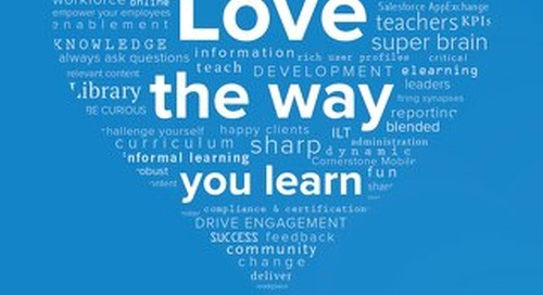 Love The Way You Learn