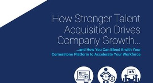 How Stronger Talent Acquisition Drives Company Growth