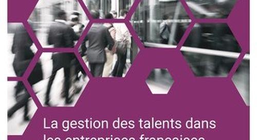La gestion des talents dans les entreprises françaises